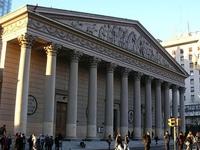 Buenos Aires Catedral Metropolitana