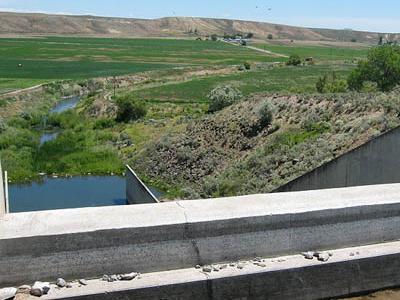 Bully Creek Reservoir
