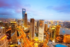 Bund - Pudong Skyline