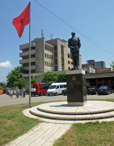 King Zogs Monument