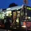 Bus Service At Vilnius Airport