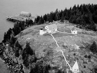 Bear  Island  Maine  Lighthouse