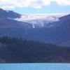Bow Glacier Above Bow Lake