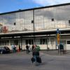 Bromma Airport Terminal Entrance Kapten Kaos