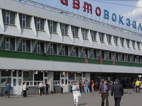 Moscow Central Bus Terminal