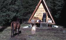 Cabin Creek Patrol Cabin - Yellowstone - USA