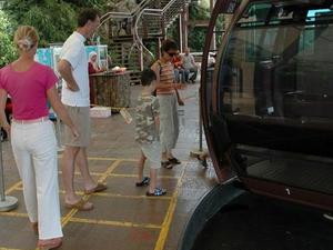 Langkawi Cable Car Ride and Oriental Village Morning Tour Photos