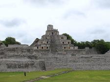 Campeche - Edzna Ruins - Mexico