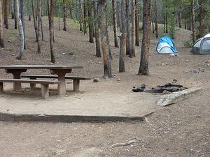 Flint Seep Campground