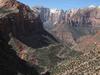 Canyon Overlook Trail - Zion - Utah - USA