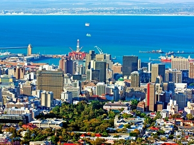 Cape Town Overview - South Africa