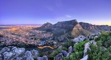 Cape Town SA - Table Mountain & Sea View