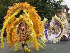 Carnival Procession - Chapeltown Leeds
