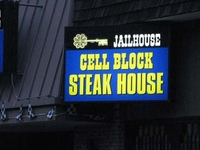 Jailhouse Restaurant