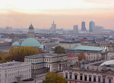 Central Berlin