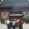 The Main Hall Of The City God Temple