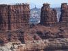 Chocolate Drops - Canyonlands - Utah - USA