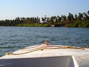 Chunnambar Backwater
