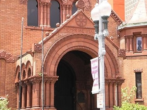 Confederate Memorial Hall