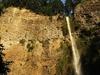 Cliffs Along Multinomah Falls