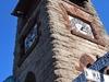 Clock Tower At Main Street