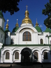 Closeup View Of Saint Sophia Cathedral