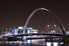 Clyde Arc - Glasgow