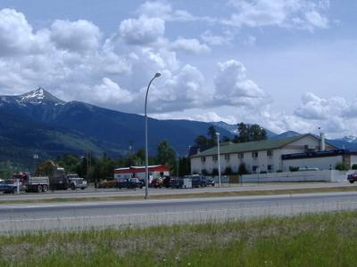 Coquilhalla  Highway  Valemount