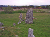 Stone Row At Beaghmore