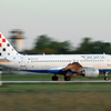 Airbus A319 Taking Off
