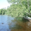 Cross River Gunflint Lake Minnesota