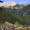 View Of Canazei