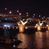Cheongdam Bridge Night