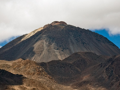 Sairecabur Volcano