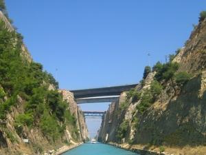 Isthmus of Corinth