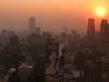 Dawn Of  Mexico  City