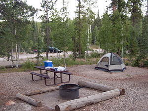 DeMotte Campground