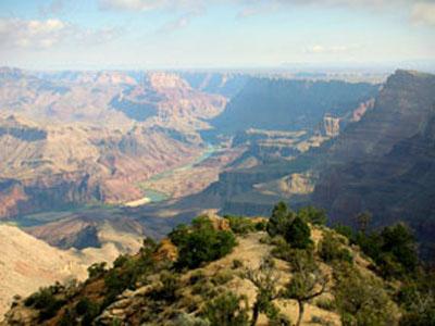 Desert View Point Panorama - Grand Canyon - Arizona - USA