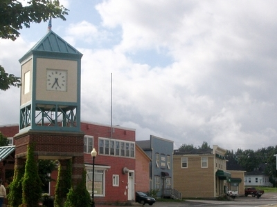 Downtown Tracadie
