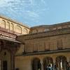 Charming Palace Courtyard