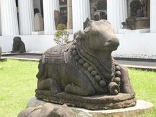Statue Of Nandi Bull