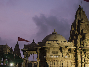 Dwarka Somnath Temple Tour Photos