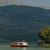 A Ferry On Lake Pamvotida