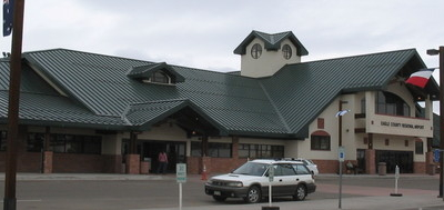 Eagle  County  Airport Terminal