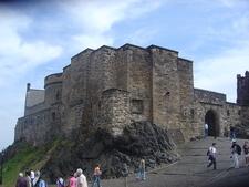 Edinburgh Castle Gate