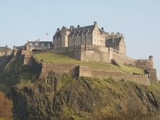 Edinburgh Castle Princes
