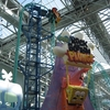 Nickelodeon Universe Indoor Theme Park