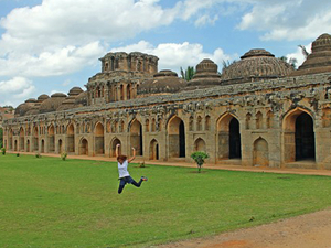 Relive the Magnificent Hampi 3 Days Photos