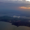 Sunset Over Entebbe