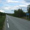 Entering Karasjohka